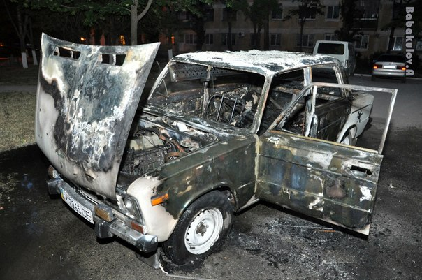 Сгор.авто-1 по ул.Захарова