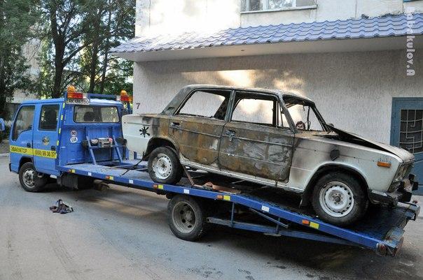 сгор.авто-2 по ул.Захарова