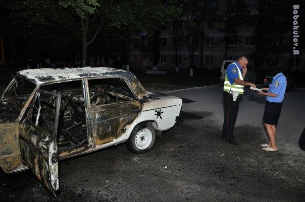сгор.авто-3 по ул.Захаровва
